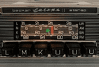 BECKER EUROPA II STEREO 772 Vintage Classic Car 108FM Radio FULL BLUETOOTH UPGRADED INTERNALS